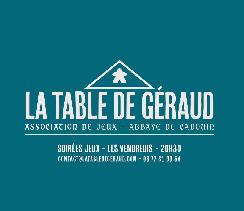 La Table De Geraud